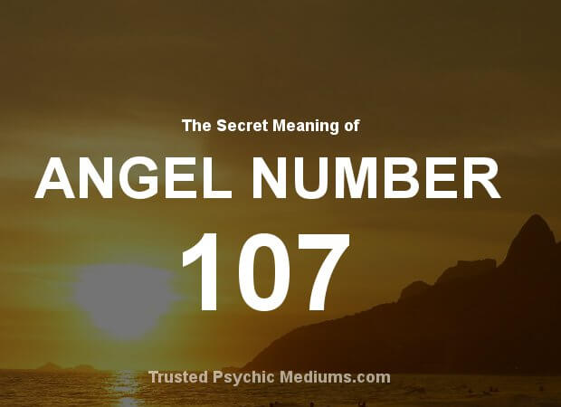 Angel Number 107 and its Meaning