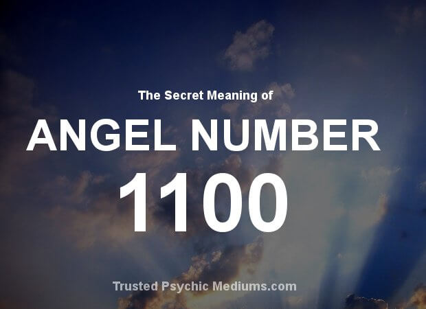 Angel Number 1100 and its Meaning