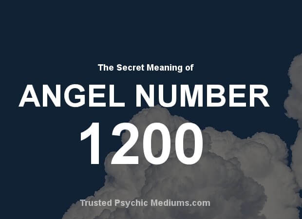 Angel Number 1200 and its Meaning