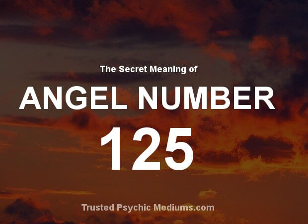 Angel Number 125 and its Meaning