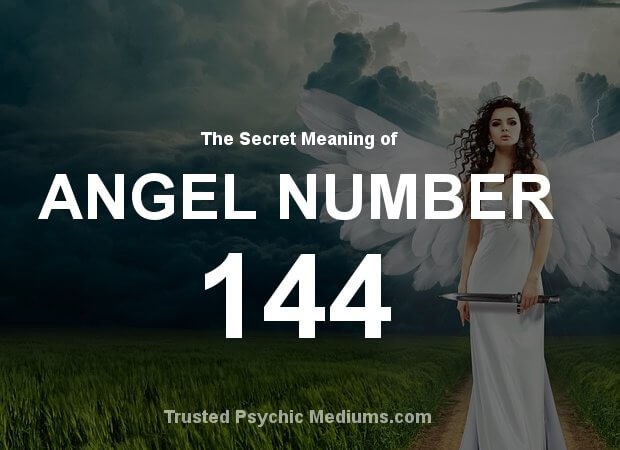 Angel number 144 and it's meaning