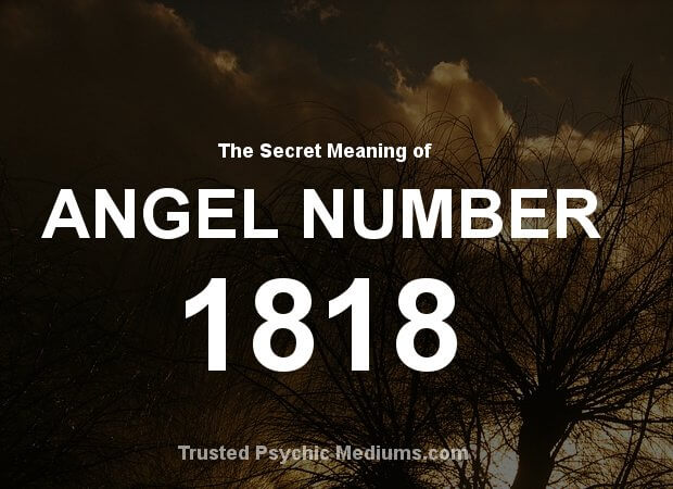 Angel Number 1818 and its Meaning