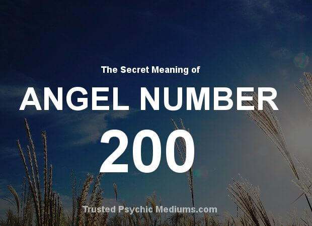 Angel Number 200 and its Meaning