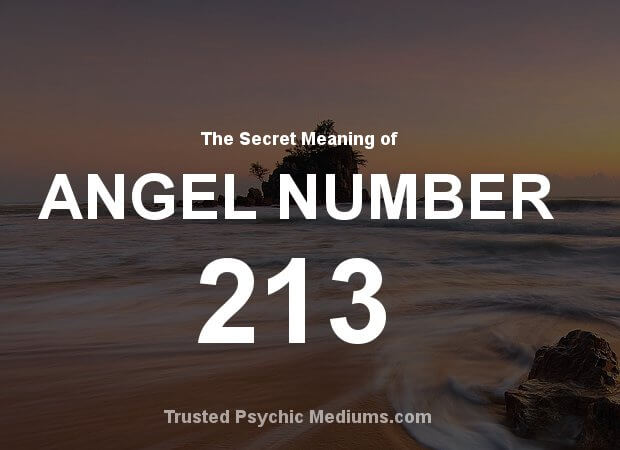 Angel Number 213 and its Meaning