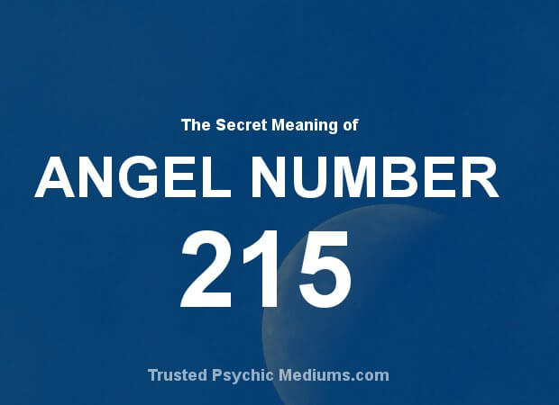Angel Number 215 and its Meaning