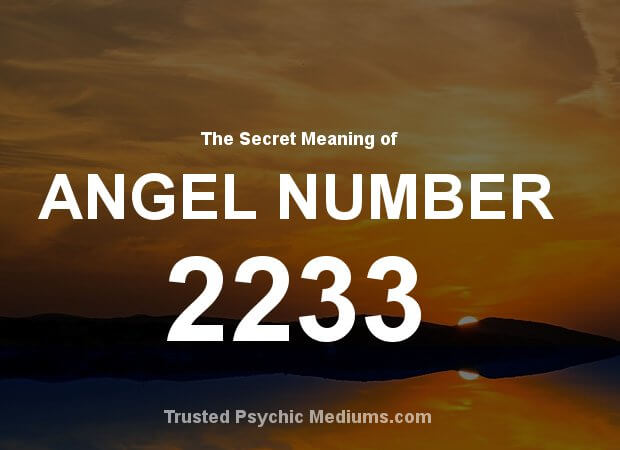 Angel Number 2233 and its Meaning