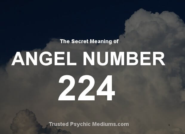 Angel Number 224 and its Meaning