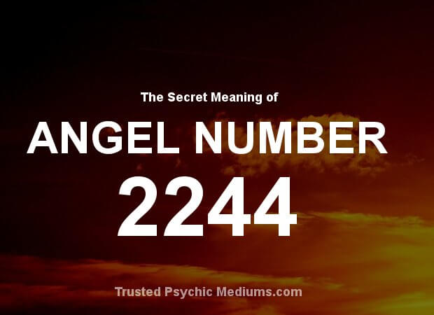 Angel Number 2244 and its Meaning