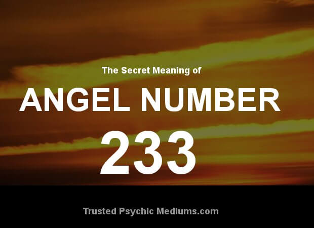 Angel Number 233 and its Meaning