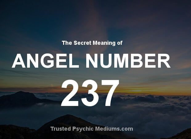 Angel Number 237 and its Meaning