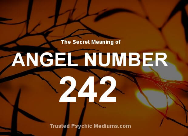 Angel Number 242 and its Meaning