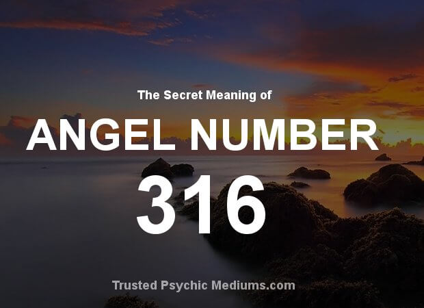 Angel Number 316 and its Meaning