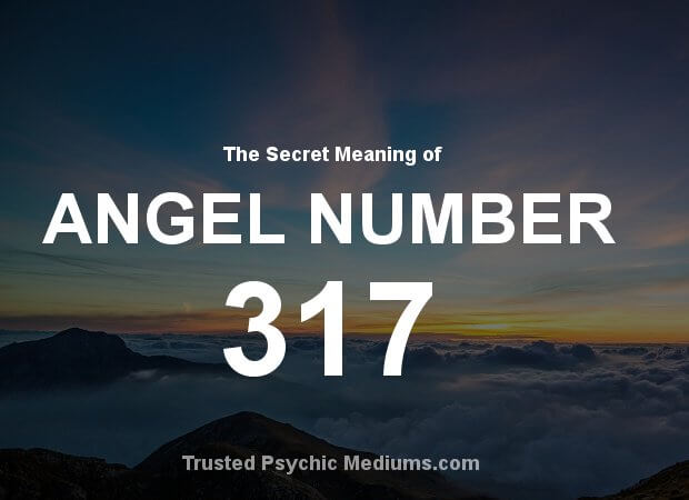 Angel Number 317 and its Meaning
