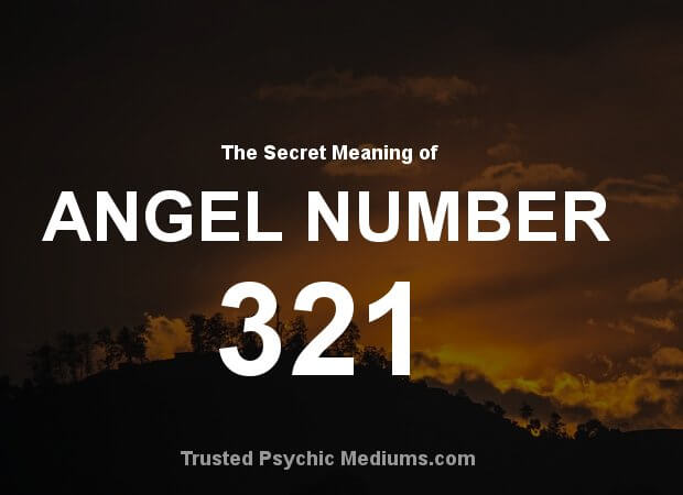 Angel Number 321 and its Meaning