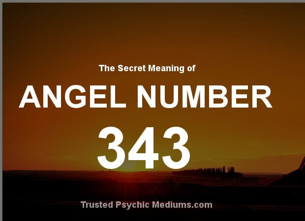 Angel Number 343 and its Meaning