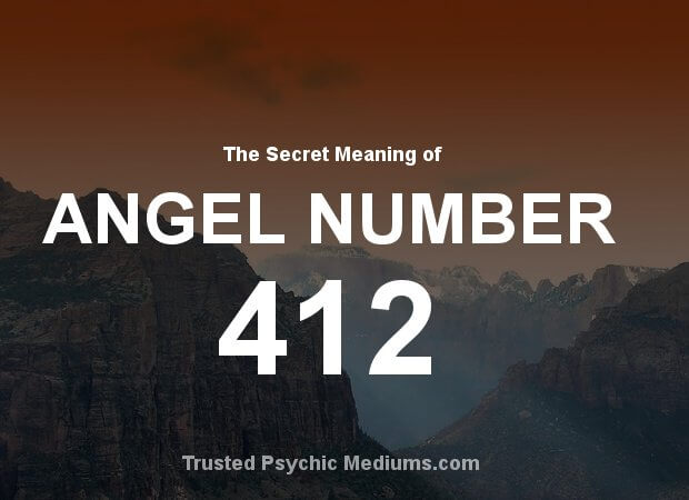 Angel Number 412 and its Meaning