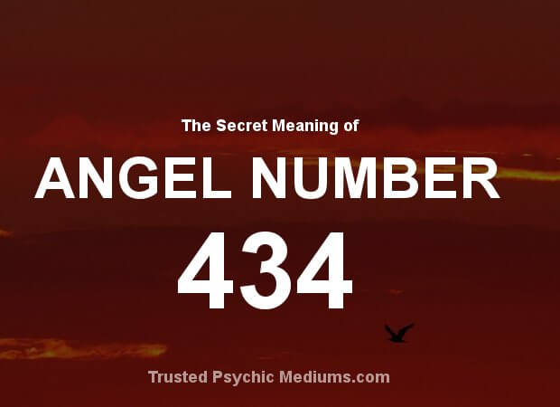 Angel Number 434 and its Meaning