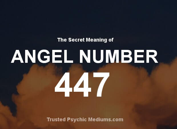 Angel Number 447 and its Meaning