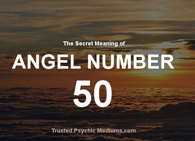 Angel Number 50 and its Meaning