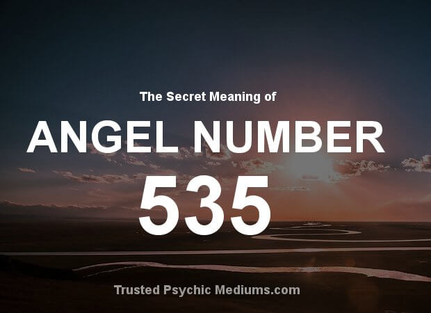 Angel Number 535 and its Meaning