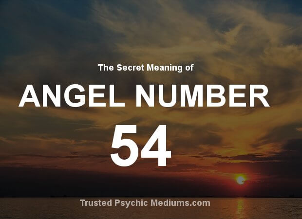 Angel Number 54 and its Meaning