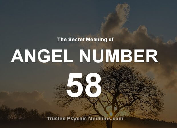Angel Number 58 and its Meaning