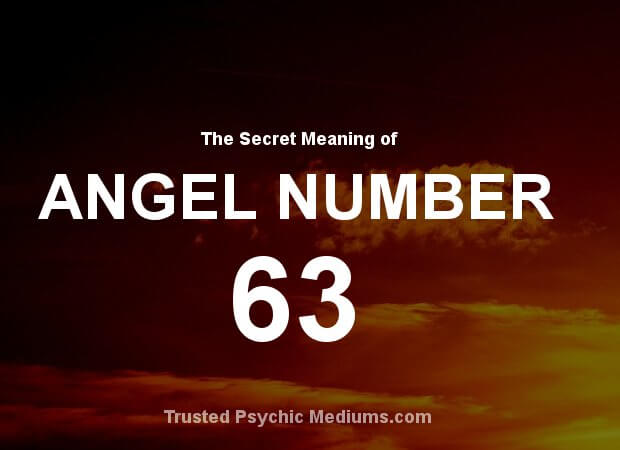 Angel Number 63 and its Meaning
