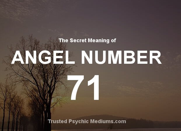 Angel Number 71 and its Meaning