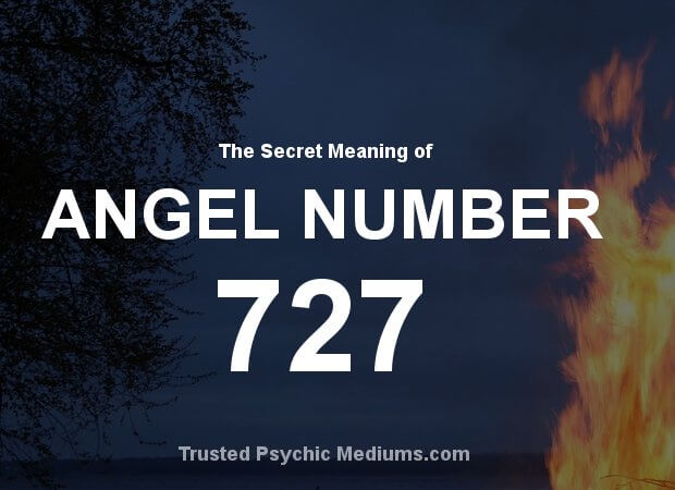 Angel Number 727 and its Meaning