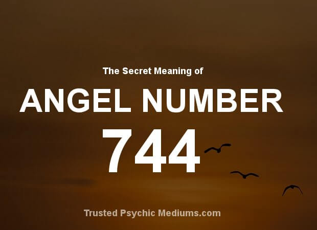 Angel Number 744 and its Meaning