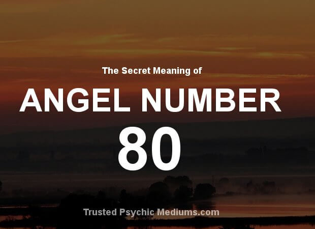 Angel Number 80 and its Meaning