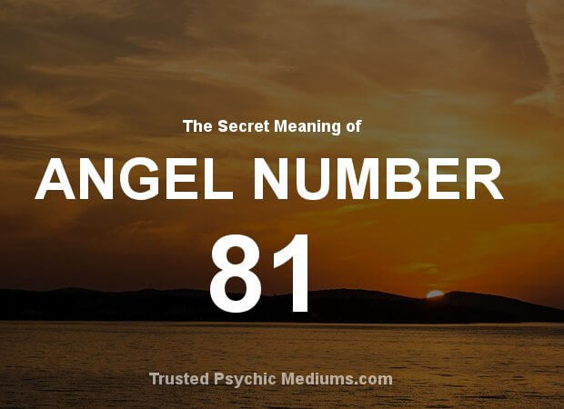 Angel Number 81 and its Meaning