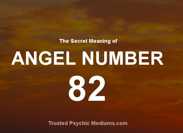 Angel Number 82 and its Meaning