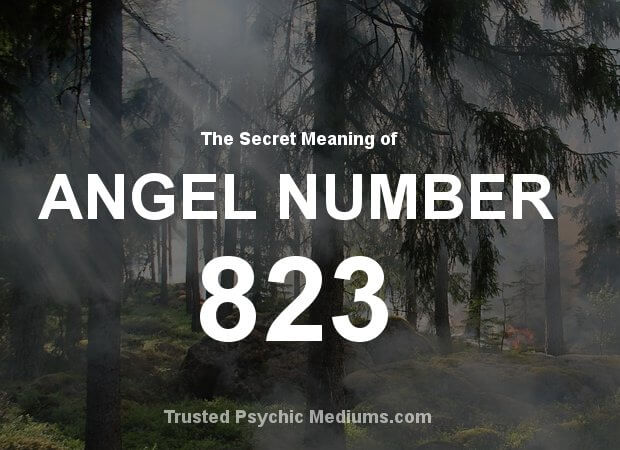 Angel Number 823 and its Meaning