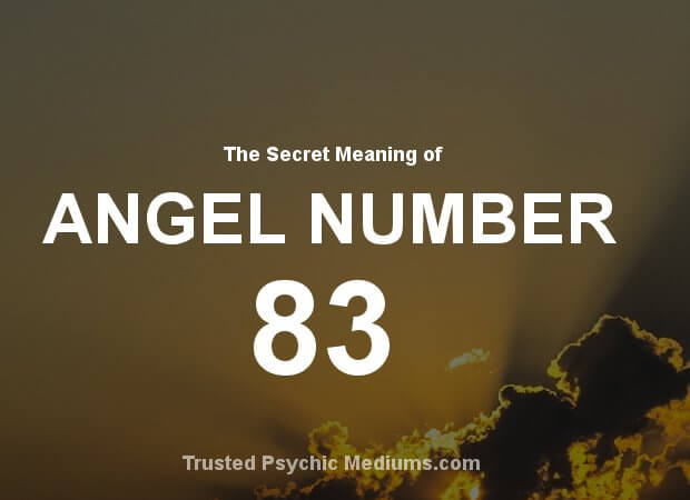 Angel Number 83 and its Meaning