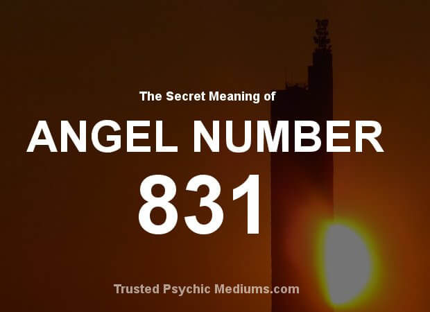 Angel Number 831 and its Meaning