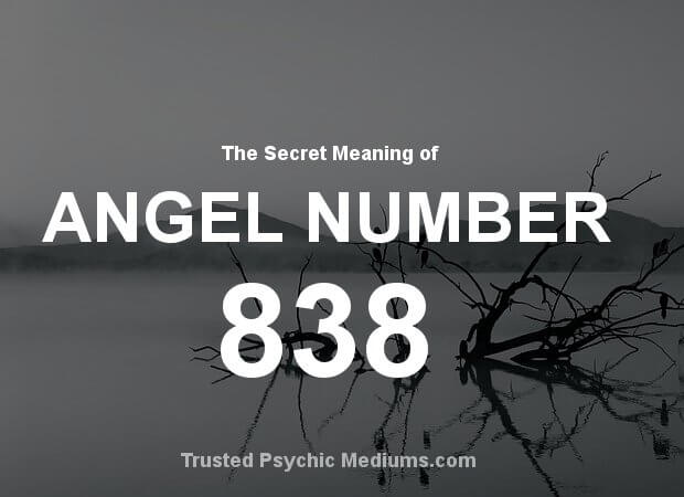 Angel Number 838 and its Meaning