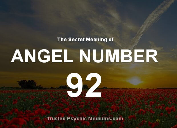 Angel Number 92 and its Meaning