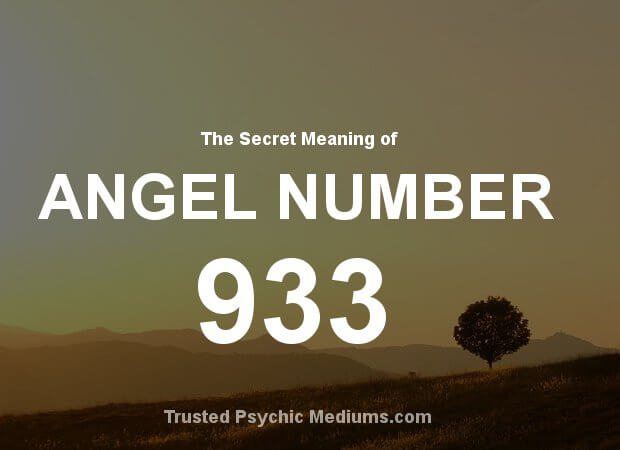 Angel Number 933 and its Meaning