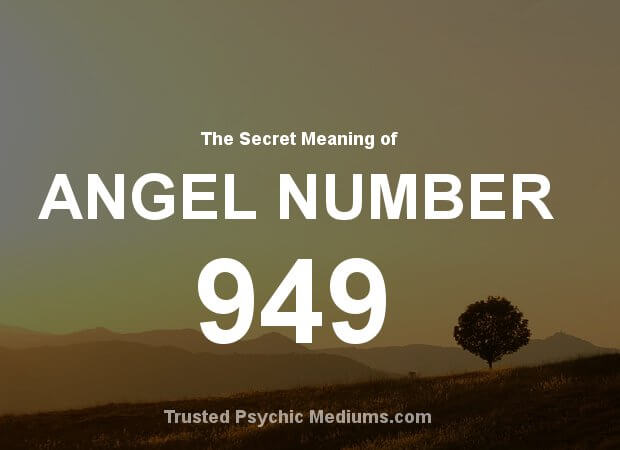 Angel Number 949 and its Meaning