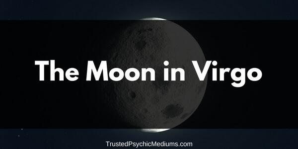 The Moon in Virgo