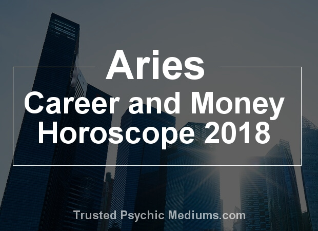 Aries Career Horoscope 2018
