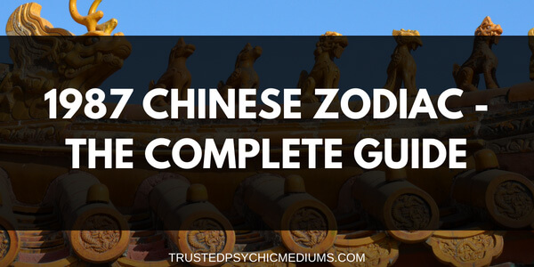 1987 Chinese Zodiac – The Year of the Rabbit