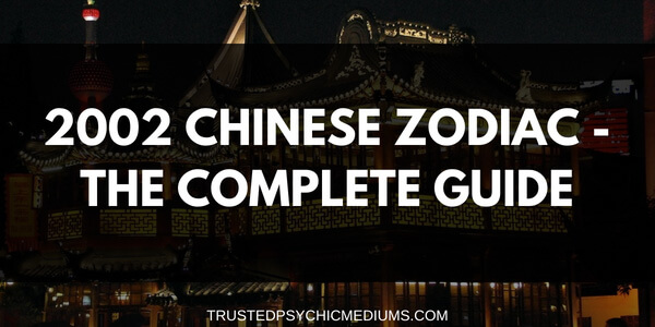 2002 Chinese Zodiac – The Year of the Horse