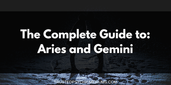 Aries and Gemini Compatibility – The Definitive Guide