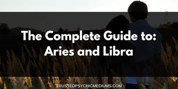 Aries and Libra Compatibility – The Definitive Guide