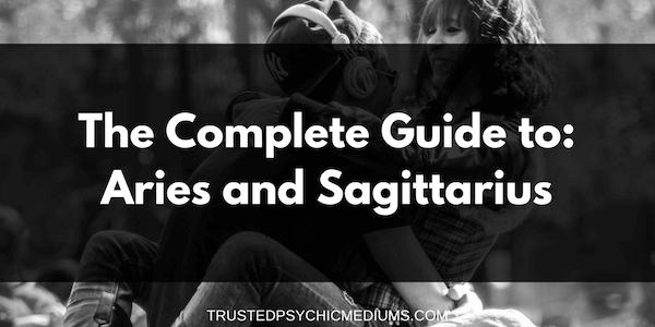 Why aries love sagittarius