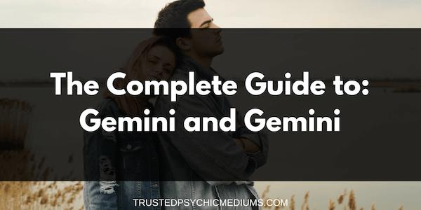 Gemini and Gemini Compatibility – The Definitive Guide