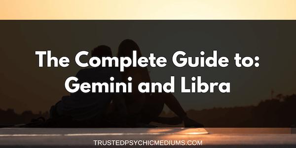 Gemini and Libra Compatibility – The Definitive Guide