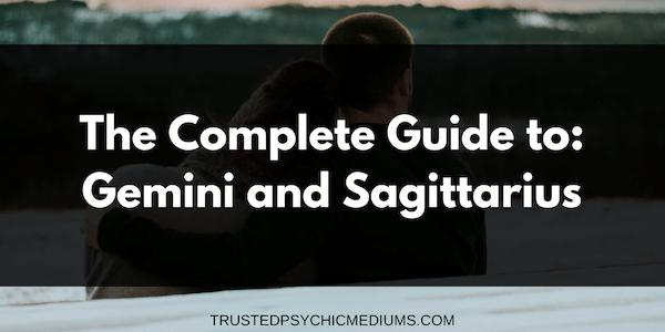 Gemini and Sagittarius Compatibility – The Definitive Guide